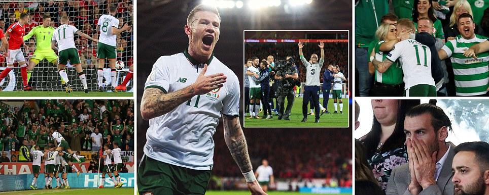 Wales 0-1 Republic of Ireland