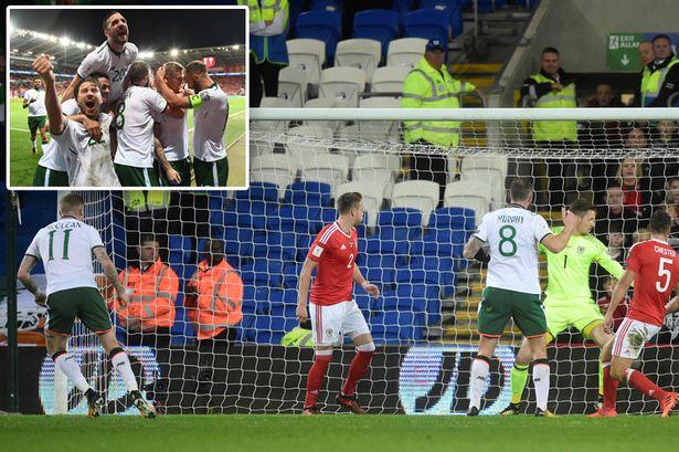 Wales 0-1 Republic of Ireland1